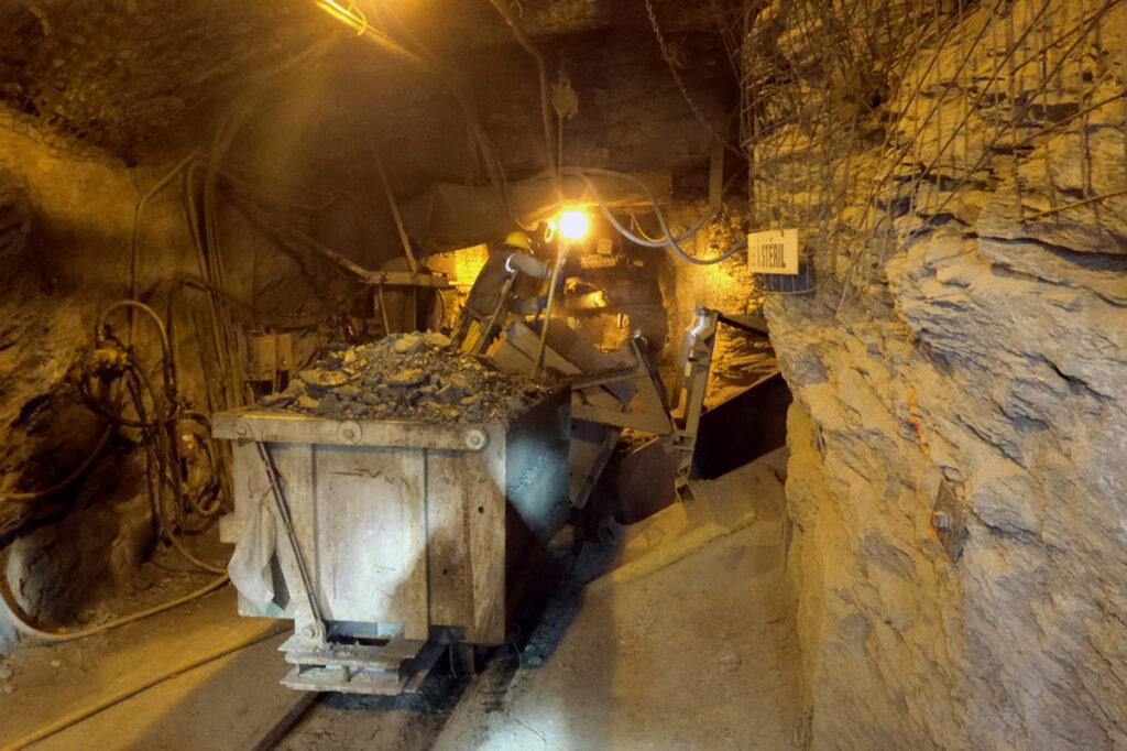 Forages souterrain - Wesdome Kiena